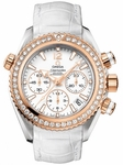 OMEGA PLANET OCEAN CO-AXIAL CHRONOGRAPH 37.5MM