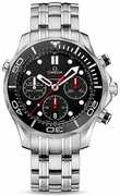 OMEGA SEAMASTER DIVER 300M CO-AXIAL CHRONOGRAPH 41.5MM