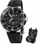Oris Pro Diver Pointer Moon 76176827134RS+MB