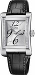 Oris Rectangular Date DIamonds 56176214961LS