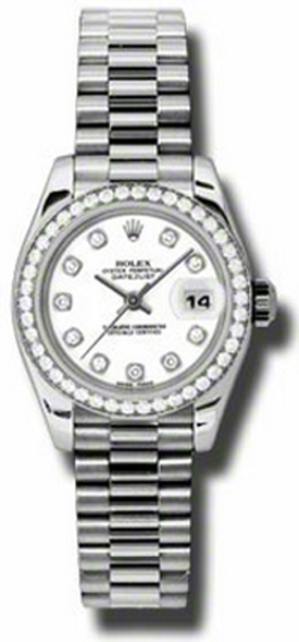 Rolex Lady-Datejust 26 179136