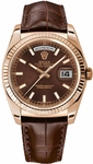 ROLEX DAY-DATE 36 - STRAP