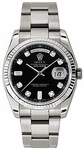 ROLEX DAY-DATE 36 WHITE GOLD OYSTER