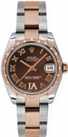 Rolex Oyster Perpetual Datejust Lady 31 Steel & Gold 178341