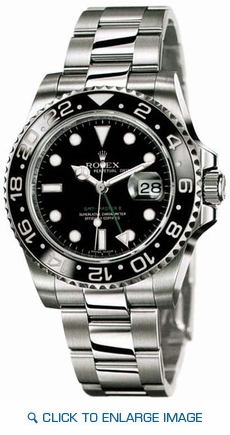 Rolex Oyster Perpetual GMT-Master II 116710
