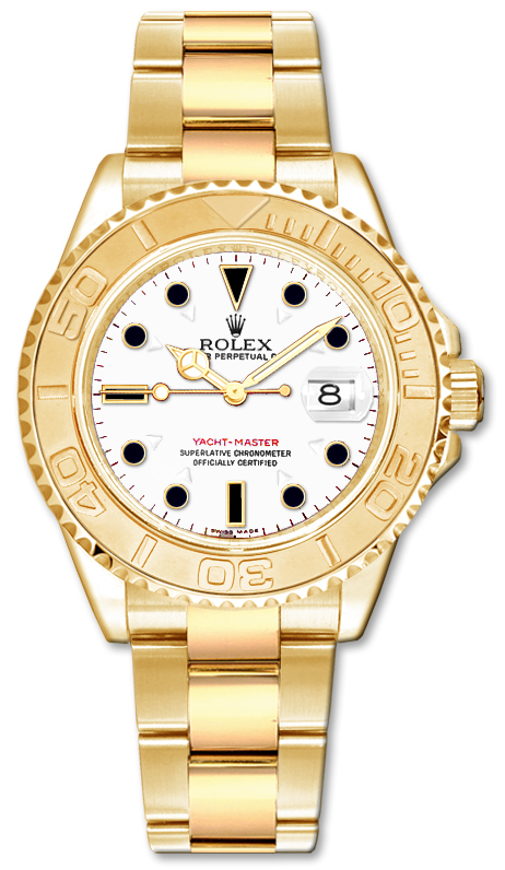 16628 Rolex Yacht Master 40 Mens Automatic Watches