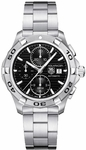 TAG HEUER AQUARACER 300M AUTOMATIC CHRONOGRAPH 41MM