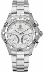 TAG HEUER AQUARACER 300M CALIBER S CHRONOGRAPH 43MM