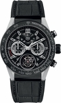 TAG HEUER CARRERA CALIBER HEUER 02 T COSC CHRONOGRAPH 45MM