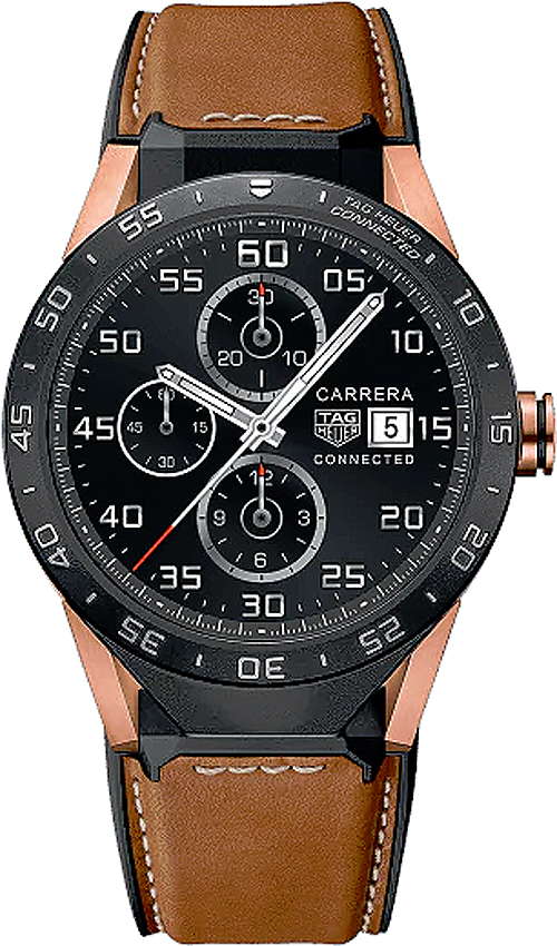 SAR8A50.FT6070 | TAG Heuer Connected