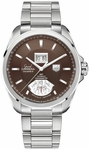 TAG HEUER GRAND CARRERA GRANDE DATE GMT AUTOMATIC 42.5MM