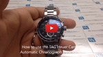 TAG HEUER INSTRUCTIONAL VIDEOS
