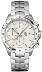 TAG HEUER LINK MENS AUTOMATIC CHRONOGRAPH 43MM
