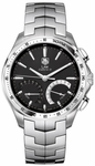 TAG HEUER LINK MENS CALIBRE S AUTOMATIC CHRONOGRAPH 43MM