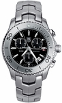 TAG HEUER LINK QUARTZ CHRONOGRAPH 42MM
