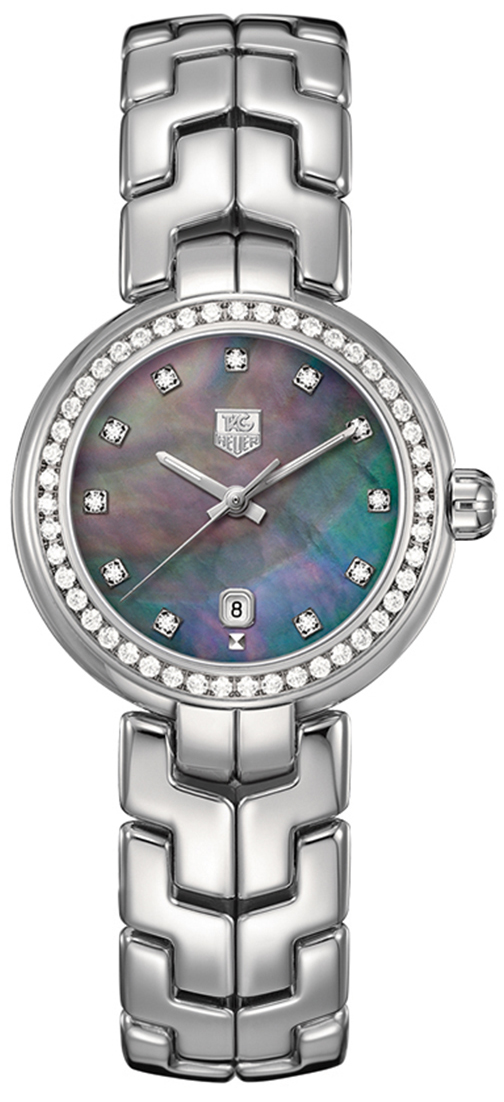 WAT1419.BA0954 TAG Heuer Link Ladies Quartz Watch