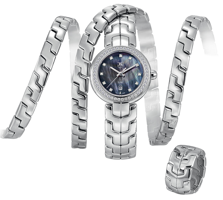 Tag Heuer Link Ring