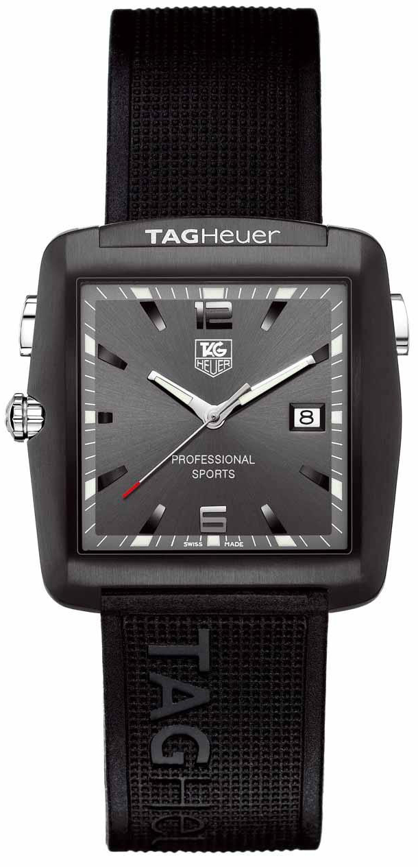 Wae1113 Ft6004 Tag Heuer Sports Mens Watch
