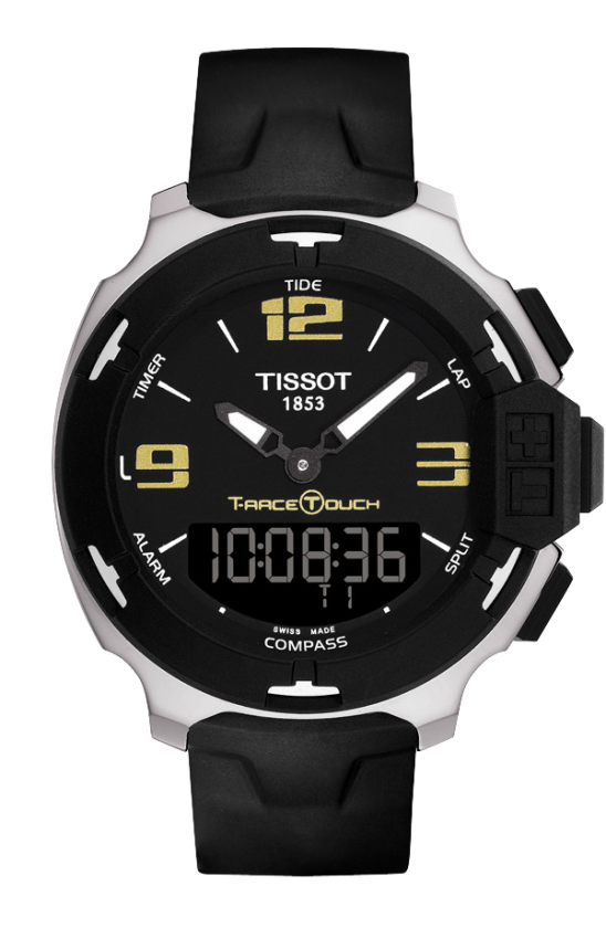 tissot t touch instruction manual