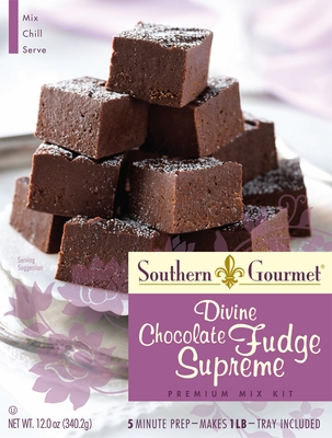Chocolate Fudge Supreme Premium Mix (12 oz)