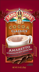 LAND O LAKES® Amaretto Cocoa Classics® 12 count box