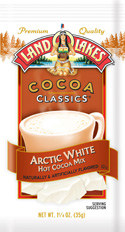 LAND O LAKES� Arctic White Cocoa Classics� 12 count box