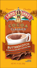 LAND O LAKES® Butterscotch Cocoa Classics® 12 count box