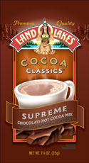 LAND O LAKES� Chocolate Supreme Cocoa Classics� 12 count box