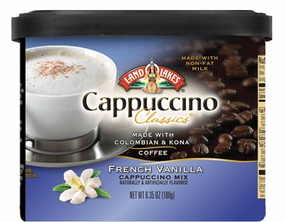 Land O Lakes® French Vanilla Cappuccino Canister