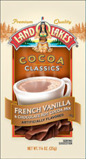 LAND O LAKES® French Vanilla Cocoa Classics® 12 count box
