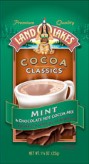 LAND O LAKES� Mint Cocoa Classics� 12 count box