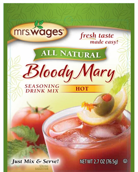 Mrs. Wages� Bloody Mary Mix � Hot