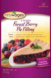Mrs. Wages� Forest Berry Pie Filling Mix