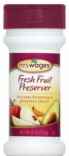 Mrs. Wages� Fresh Fruit Preserver