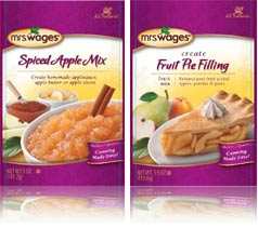 Mrs. Wages® Fruit Mixes