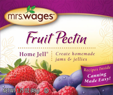 Mrs. Wages® Fruit Pectin Home Jell® Case