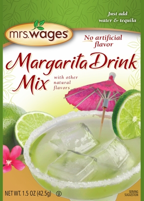 Mrs. Wages® Margarita Drink Mix Case