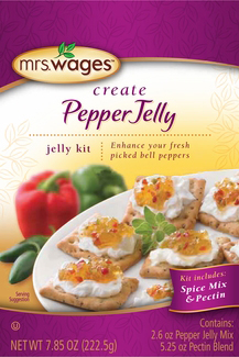 Mrs. Wages� Pepper Jelly Kit