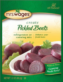 Mrs. Wages® Pickled Beets Refrigerator or Canning Mix