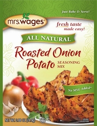 Mrs. Wages® Roasted Onion Potato Mix Case