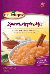Mrs. Wages� Spiced Apple Mix Case