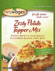 Mrs. Wages® Zesty Potato Topper