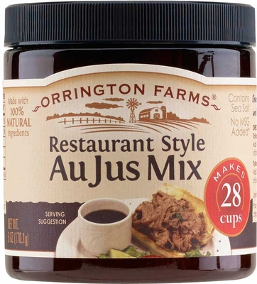 Orrington Farms® All Natural Restaurant Style Au Jus Granular