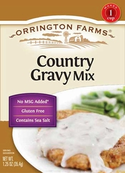 Orrington Farms� Country Gravy Flavored Mix Pouch