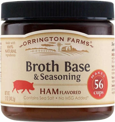 Orrington Farms® Natural Ham Flavored Broth Base