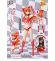 01-06470 Evangelion Racing Premium Figure - Asuka Langley
