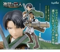 01-07018 Attack on Titan PM Premium Figure Levi Sega Japan Ver 2