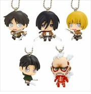 01-81201 Attack on Titan Chimi Chara Mascot 200y