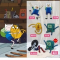 cm-81774 Adventure Time Figure Strap 200y [PREORDER] AUGUST 2014