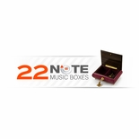 22 Note Music Boxes